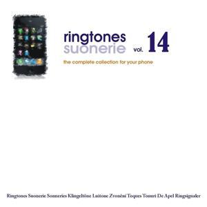 Ringtones suonerie, Vol. 14