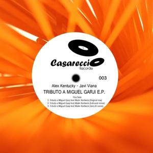 Tributo a Miguel Garji - EP