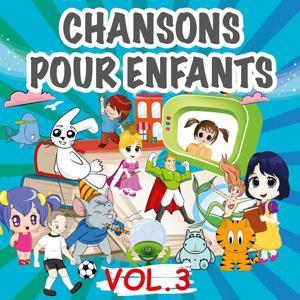 Chansons pour les enfants, Vol. 3