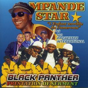 Black Panther Prestation de serment (L'enfant terrible du Cameroun)