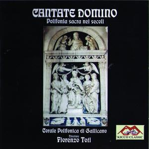 Cantate domino polifonia sacra nei secoli