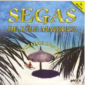 Segas de l'île Maurice (Volume d'Or II)
