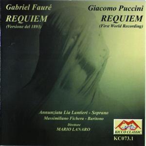 Gabriel Fauré : Requiem - Giacomo Puccini : Requiem