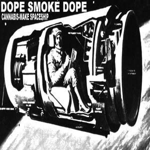 Cannabis-Made Spaceship