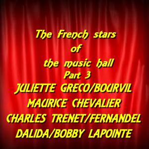 The French Stars of the Music Hall, Pt. 3