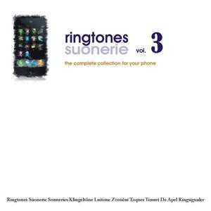 Ringtones suonerie, Vol. 3