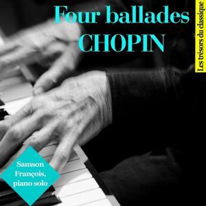 Chopin : Four Ballades