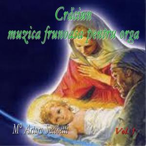 Crăciun: muzica frunoasa pentru orga, vol. 1