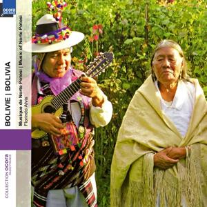 Bolivia - Bolivie : Musica de Norte Potosí
