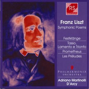 Franz Litz : Symphonic Poems