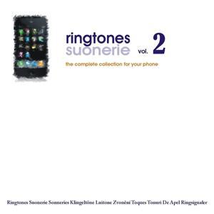 Ringtones Suonerie, Vol. 2
