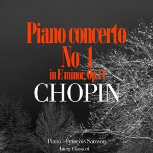 Chopin : Piano Concerto No.1 In E Minor, Op.11