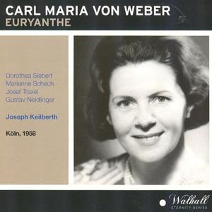 Carl Maria Von Weber: Euryanthe (Köln 1958)