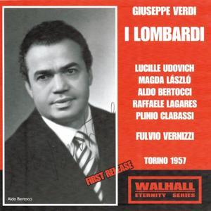 Giuseppe Verdi : I Lombardi (Torino 1957)
