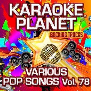 Various Pop Songs, Vol. 78
