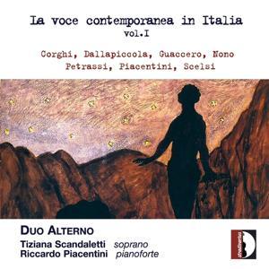 La voce contemporanea in Italia, vol. 1