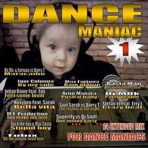 Dance Maniac, Vol.1
