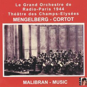 Le grand orchestre de Radio-Paris au Théâtre des Champs-Elysées - 20 janvier 1944