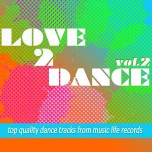 Love 2 Dance, Vol. 2
