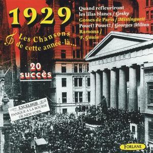1929 : Les chansons de cette année-là (20 succès)