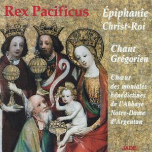 Rex pacificus épiphanie, Christ-Roi