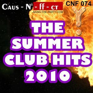 The Summer Club Hits 2010