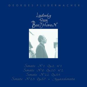 Ludwig van Beethoven: Piano Sonatas Nos. 1, 6, 22, 23
