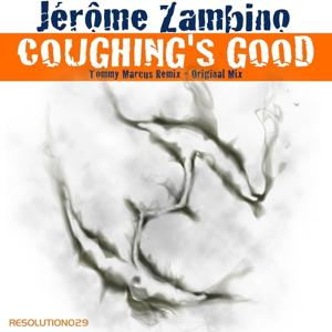 Coughing's good