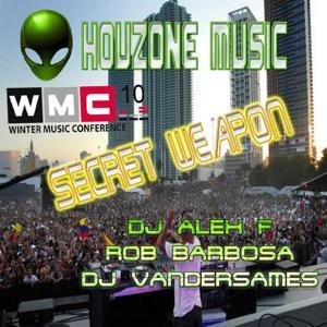Houzone Music Secret Weapon (WMC Sampler)