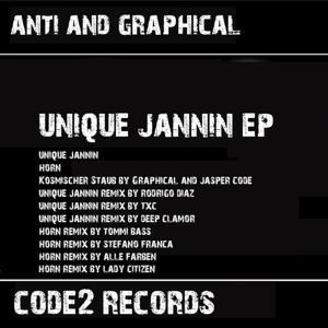 Unique Jannin - EP