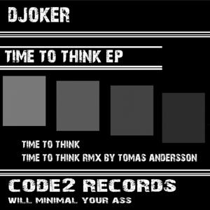 Time to Think - EP