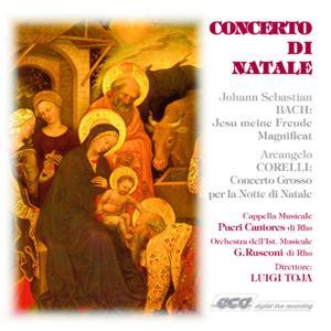 Bach and Corelli: Christmas Concert