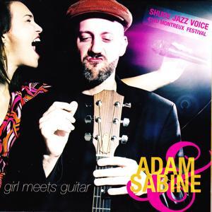 Girl meets Guitar