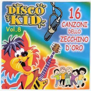 Disco Kid, Vol. 8 (Cover)