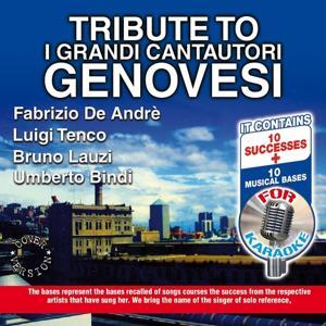 Tribute to i grandi cantautori genovesi