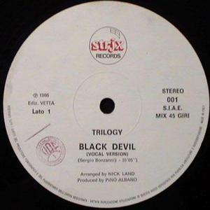 Black Devil (1986 Italo Disco)