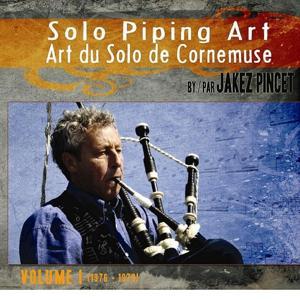 Solo Piping Art / Art du solo de cornemuse