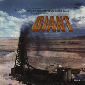 Giant - Warner Bros. Presents Dimitri Tiomkin's Music From The Sound Track of the George Stevens Production