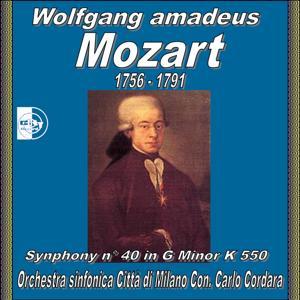 Mozart: Symphony No. 40, in Sol G Minor, K. 550