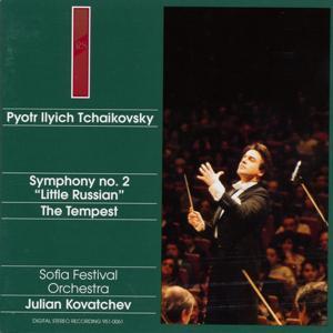 Pyotr Ilyitch Tchaikovsky : Symphony N°2 / The Tempest