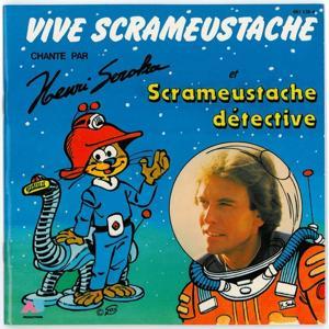 Vive Scrameustache - EP