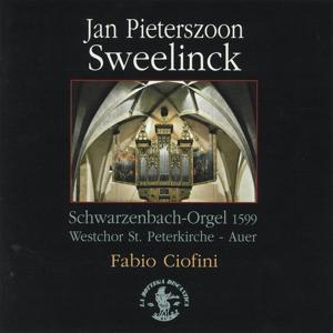 Sweelinck : Schwarzenbach-Orgel (1599, Westchor St. Peterkirche, Auer, Bolzano, Italy)
