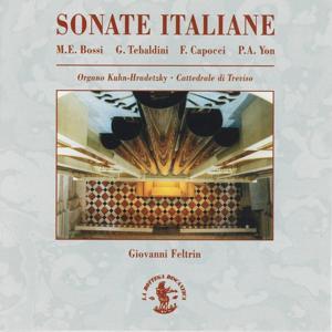 Sonate Italiane (Organo Kuhn-Hradetzky, Cattedrale di Treviso, Italy)