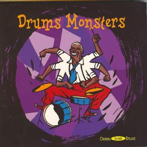 Original Sound Deluxe : Drums Monsters