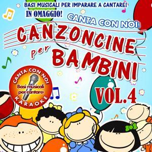 Canta con noi bimbo hits, vol. 4