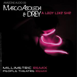 a Lady Like She