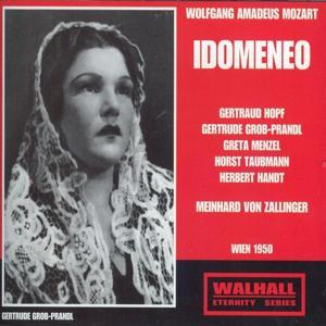 Wolfgang Amadeus Mozart: Idomeneo (Wien 1950)