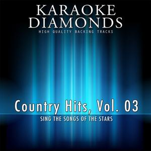 The Best for Country Musicians, Vol. 3 (Karaoke Version)