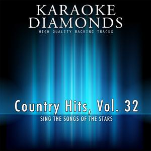 The Best for Country Musicians, Vol. 32 (Karaoke Version)