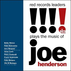 Red Records Leaders Plays The Music Of Joe Henderson
